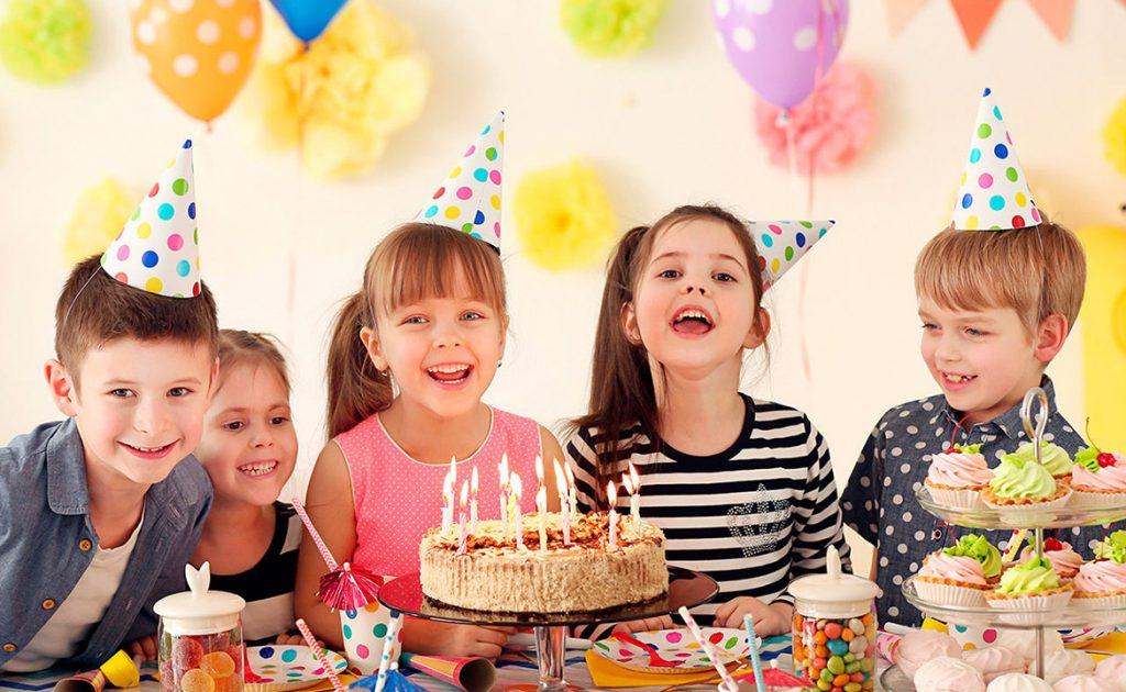 EduGrow — Вечеринка азматских детей